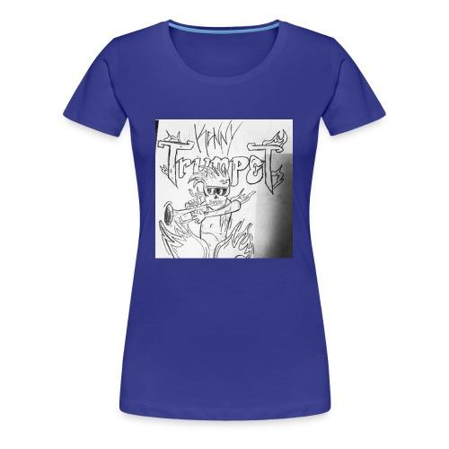 My logo - Frauen Premium T-Shirt