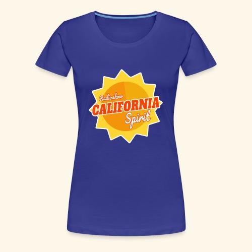 California Spirit Radioshow - T-shirt Premium Femme