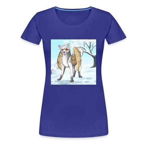 Macht der wölfe - Frauen Premium T-Shirt