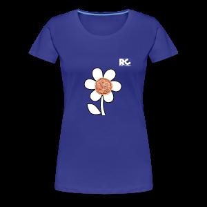 Pizzaflower Edition - Frauen Premium T-Shirt