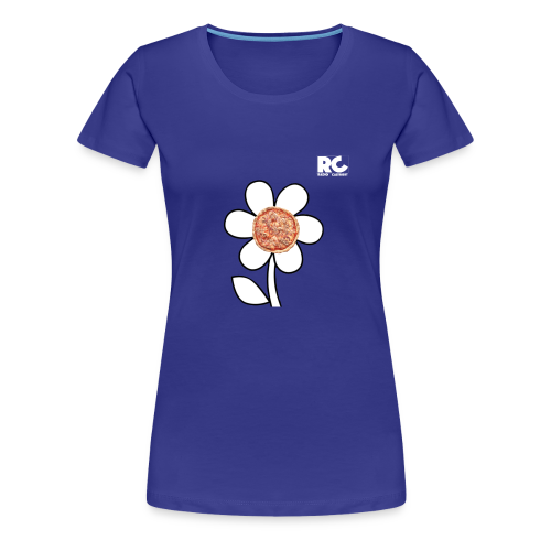 Pizzaflower Edition - Frauen Premium T-Shirt