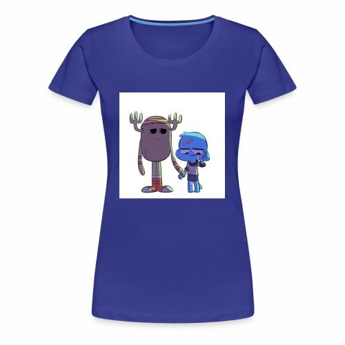Kover - Dame premium T-shirt