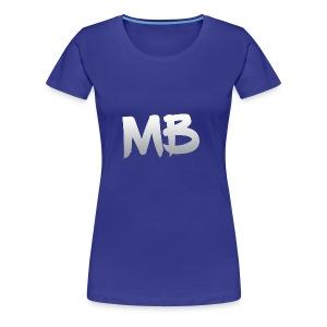 MB-YT(MIRANDA BOS - Women's Premium T-Shirt