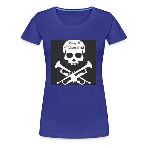 Kenny-Trumpet - Frauen Premium T-Shirt