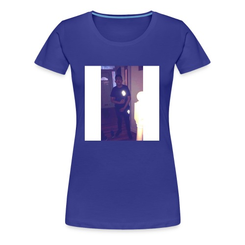 Abid Ahmed productions - Women's Premium T-Shirt