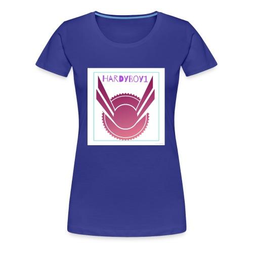 Hardyboy1 - Women's Premium T-Shirt