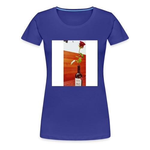 purcari rose - Women's Premium T-Shirt