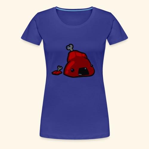 Meat me - T-shirt Premium Femme