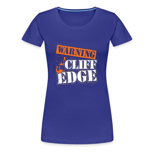 Objektsprung - Frauen Premium T-Shirt