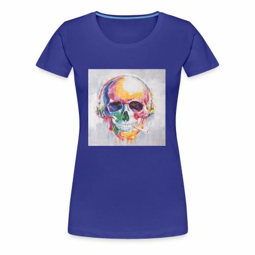 3F4193A2 BADA 4364 86BD D532C27F9ECF - Frauen Premium T-Shirt