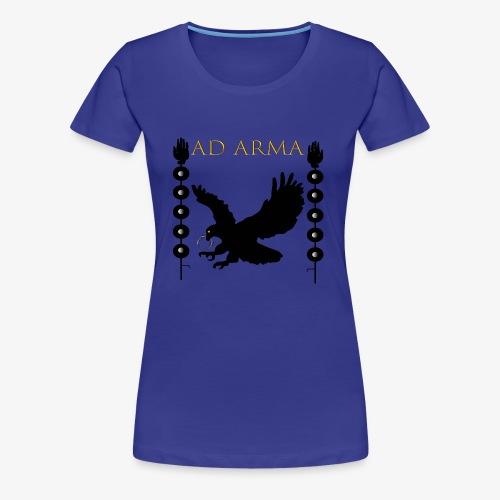 Adler Feldzeichen - Frauen Premium T-Shirt