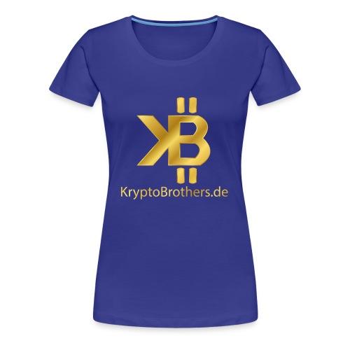 KryptoBrothers - Frauen Premium T-Shirt