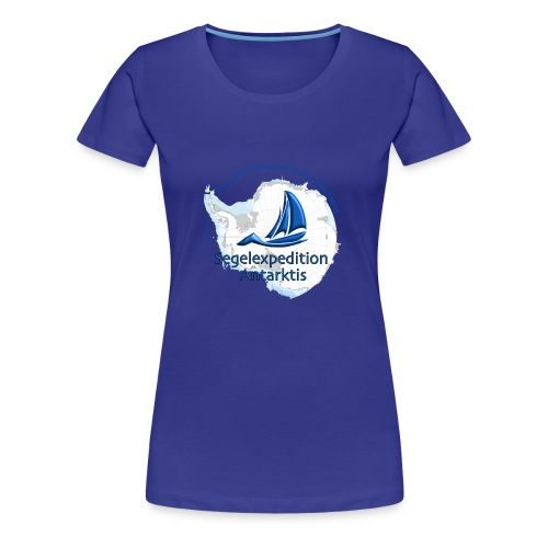 segelexpedition antarktis3 - Frauen Premium T-Shirt