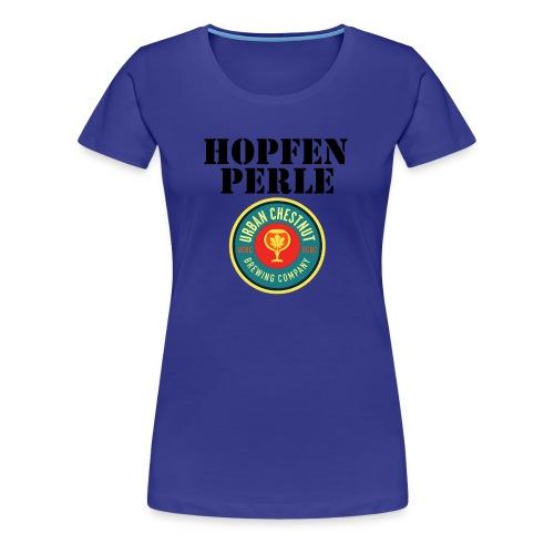 Hopfenperle - Frauen Premium T-Shirt