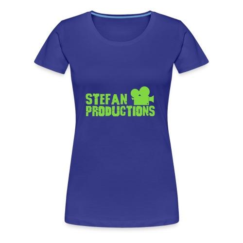Stefanproductions - Vrouwen Premium T-shirt