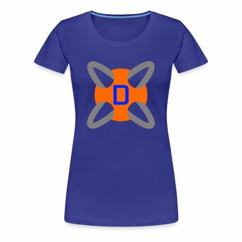 Drawyah Logo (Large) - Women's Premium T-Shirt