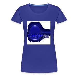 Cropfm - Frauen Premium T-Shirt