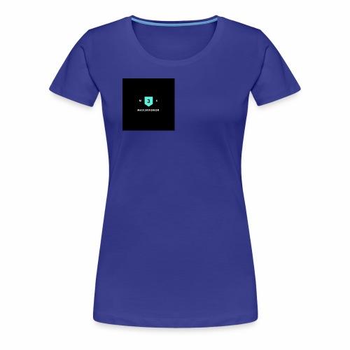 Mximus - Premium-T-shirt dam