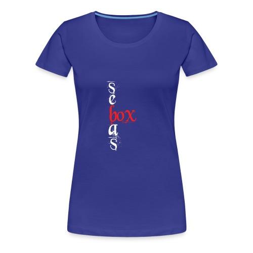 sbs - Camiseta premium mujer