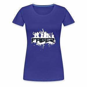 Faber - Vrouwen Premium T-shirt