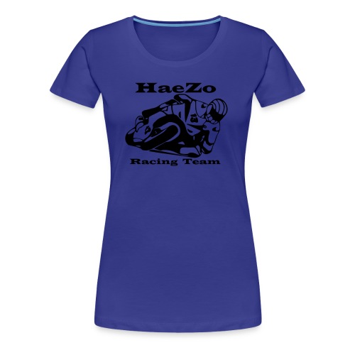 HaeZo Racing Team Logo - Frauen Premium T-Shirt
