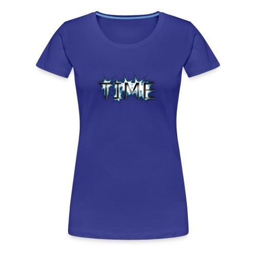 Timefrost - Frauen Premium T-Shirt