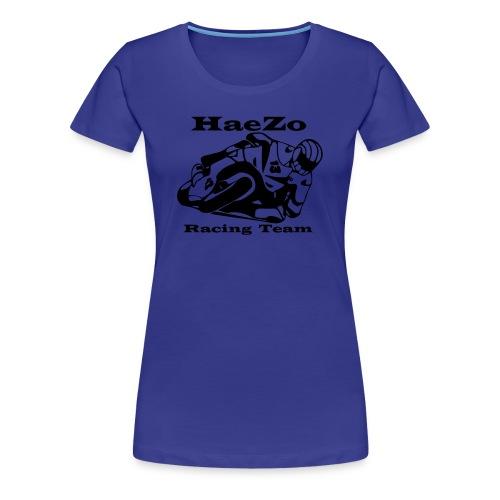 HaeZo Racing Team Logo - Frauen Premium T-Shirt