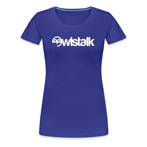 OWLSTALK SWFC FORUMS LOGO - Women's Premium T-Shirt