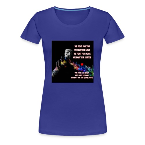 12802971_538131549697932_2488736382227601379_n - Premium T-skjorte for kvinner