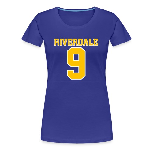 Riverdale 9 Design - Women's Premium T-Shirt