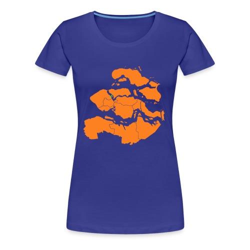 Zeeland Veere - Frauen Premium T-Shirt