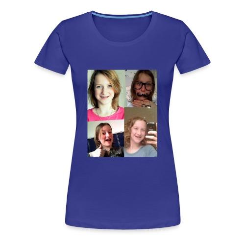 ANNE - Vrouwen Premium T-shirt