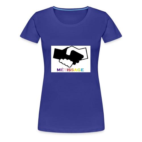 Métissage - T-shirt Premium Femme