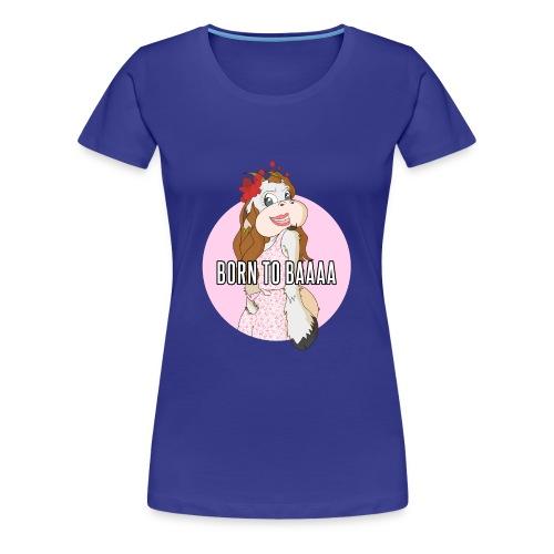Cabra del rey - Camiseta premium mujer
