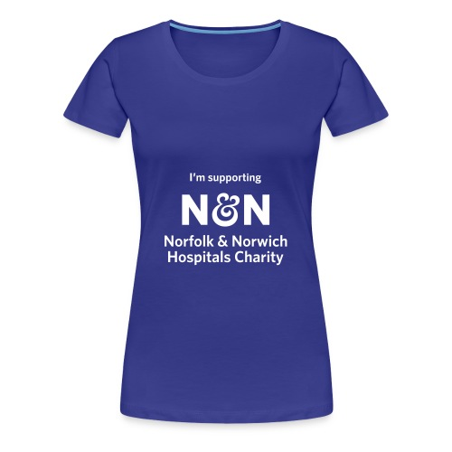 I'm supporting N&N - Women's Premium T-Shirt