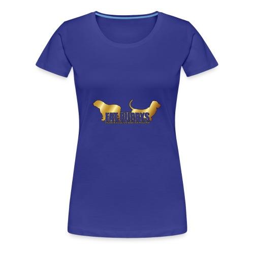 FatPuppys - Camiseta premium mujer