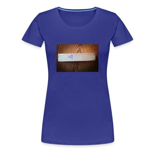 vittring - Premium-T-shirt dam