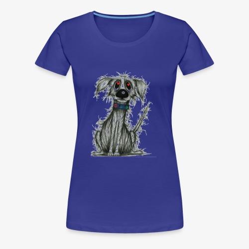 Struppi - Frauen Premium T-Shirt
