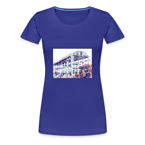 cementify color - Maglietta Premium da donna