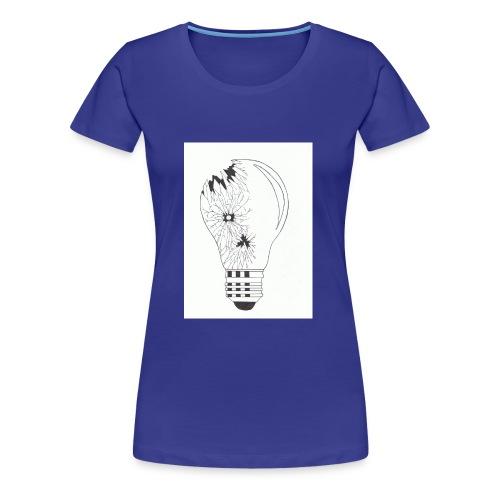 Image 89 - T-shirt Premium Femme