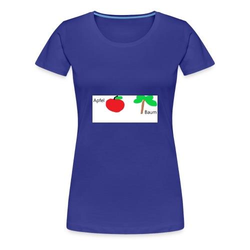 Apfelbaum - Frauen Premium T-Shirt