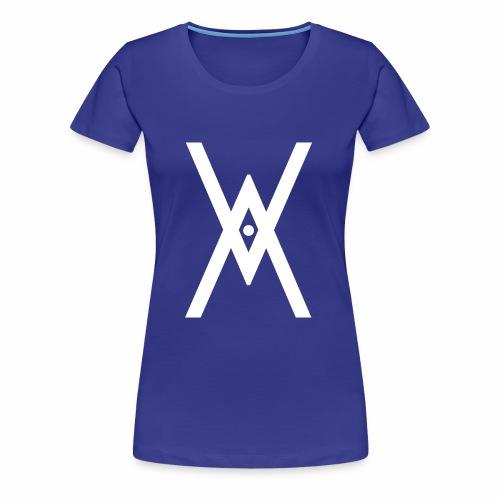V!RTUΛLS ΞSPORT 1er série - T-shirt Premium Femme