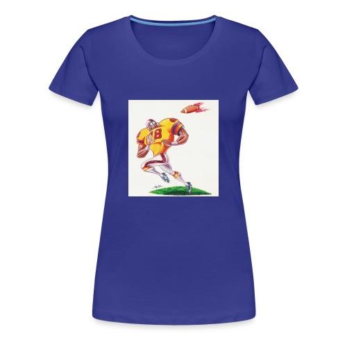 Football Americano - Maglietta Premium da donna