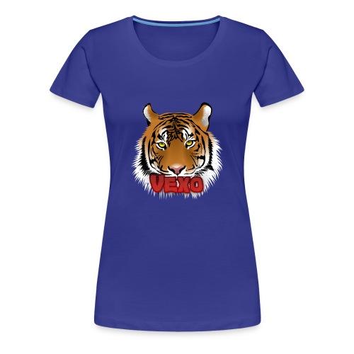 Vexo Logo - Women's Premium T-Shirt