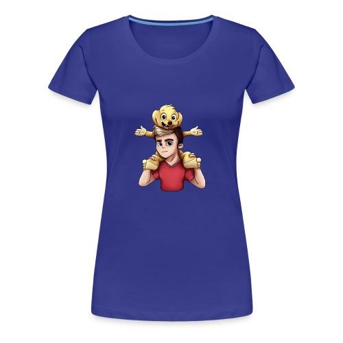 Hugo bestsellers - Dame premium T-shirt