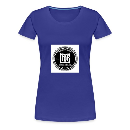DNG SEAL BLACK - Women's Premium T-Shirt