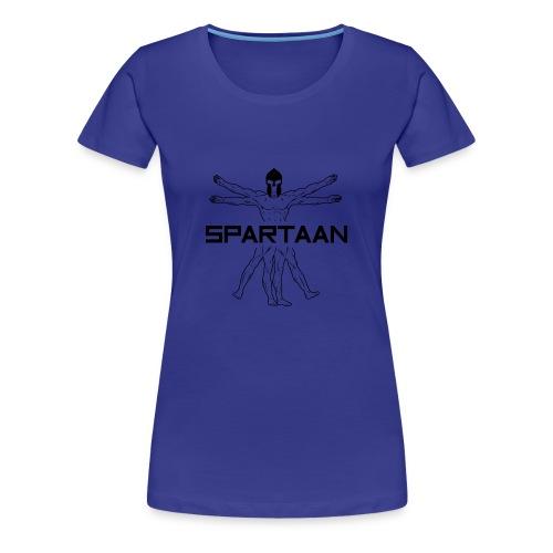SPARTAAN - Logo - Vrouwen Premium T-shirt