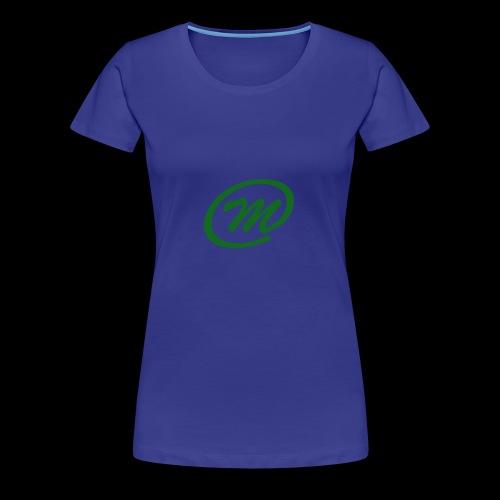 Manqu - Cap - Women's Premium T-Shirt