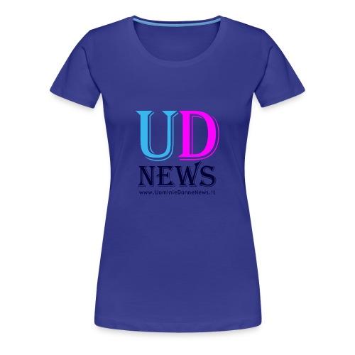 La maglietta di Uomini e Donne News - Maglietta Premium da donna