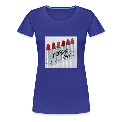 TT_kissme - Women's Premium T-Shirt